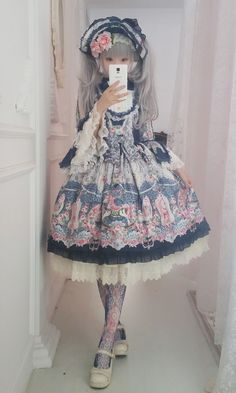 angelic pretty Belle Epoque Rose
