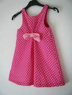 Modèle robe enfant Plus Plus