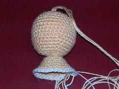 Best 12 – Page 675328906608247839 - Her Crochet Crochet Angel Pattern, Crochet Amigurumi Free Patterns, Crochet Diy, Learn To Crochet, Christmas Angel Decorations, Crochet Bouquet, Pineapple Crochet, Owl Patterns, Flower Template
