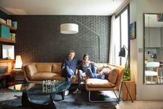 Home tour: criatividade e encanto em Paris