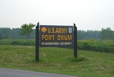 FORT DRUM, NY