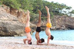 #yoga #handstan #headstand #armbalances