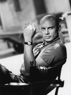 Yul Brynner-I was Born during the wrong time period!