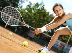 Summer Sports That Torch Serious Calories: Tennis