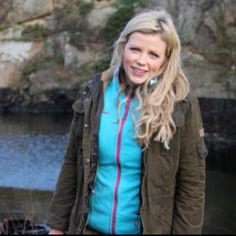Ellie Harrison - Makes outdoor gear cool!