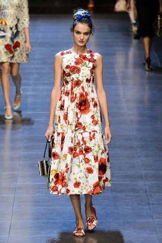 Dolce & Gabbana | Spring 2016 RTW
