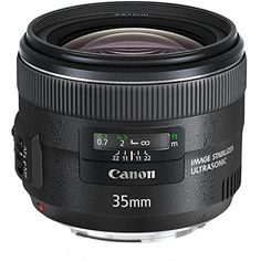 Canon EF 35mm f/2 IS USM Wide-Angle Lens Canon http://www.amazon.com/dp/B00A2BVBTG/ref=cm_sw_r_pi_dp_0tfmvb053YA22