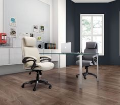 Lider Relax Office Chair, Slim Dining Table