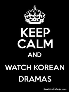 My favorite new obsession...thanks to Netflix! K-dramas rule!