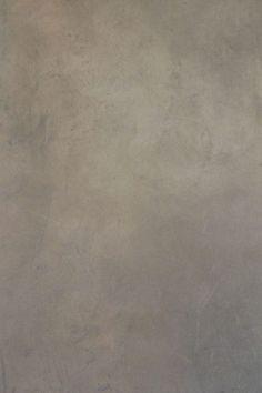 Metal Stuc in de kleur Tin. Textures Patterns, Color Patterns, Coffee Corner, Amsterdam, Tile Floor, Hardwood Floors, New Homes, House Styles, Wallpaper