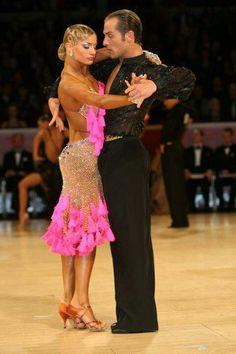 Yulia and partner