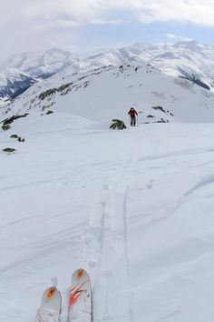 Skiing in Europe, I think yes.