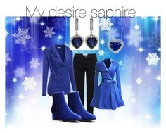 Untitled #11 by barbie6813 on Polyvore featuring polyvore fashion style Doublju WithChic Current/Elliott CARAT* clothing