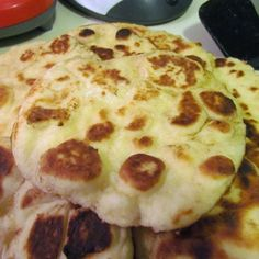 Naan Flatbread Recipe - On Sugar Mountain