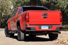 2016 Chevrolet Colorado Diesel First Drive [w/video] - Autoblog