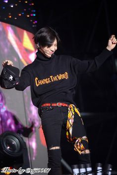 160924  Taemin - 2016 Incheon K-Pop Concert