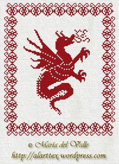 1000 Images About Free Charts Dragon Medieval Fantasy