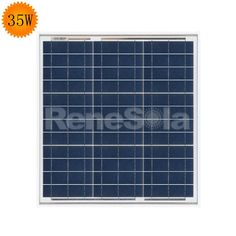 QXPV 35W Polycrystalline Solar Panels,China - ReneSola - Green Energy Products