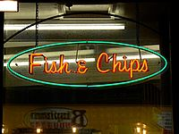 Fish and Chips: The quintessential London dish.