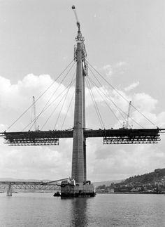 Fotos en Faro de Vigo: El Puente de Rande a través de la historia