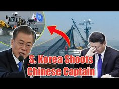 S Korea Seizes Chinese Ships and Shoot Boat Captain | South China Sea Conflict | Taiwan Strait News - YouTube Taiwan, Korea, Ships, Chinese, Journey, Boat, News, Youtube, Projects