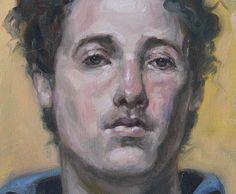 TECHNIKEN DER ÖLMALEREI. PRIMAMALEREI Mehr über PRIMAMALEREI in meinem Kunst Blog! http://www.tr-artwork.com/tania_rivilis_kunst_malerei_etuede_oelmalerei_gemaelde_mann/