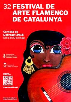 32 Festival de Arte Flamenco de Catalunya. Diferents espais (Cornellà de Llobregat). Del 8 al 29 de maig