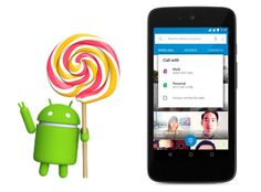 After weeks of teasing, it's here: Google has officially unveiled Android 5.1 Lollipop. The new release focuses on support for features that usually extr