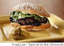 Recipes Detail, #Caper, #Caramelized, #Fennel, #Mushroom, #Onion, #Portobello, #Sandwich