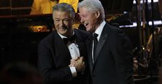 Bill Clinton fetes Alec Baldwin with Donald Trump-referencing tribute - USA TODAY