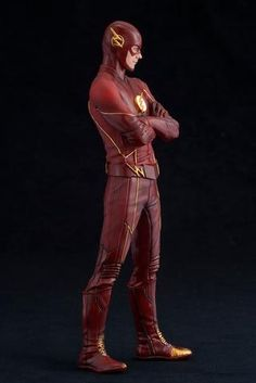 The Flash - DC Comics Action Figure