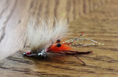 I like this fly. Close to the Peterson's Spawning Shrimp