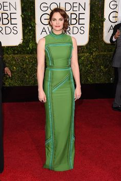 Ruth Wilson Photos - Arrivals at the Golden Globe Awards — Part 2 - Zimbio