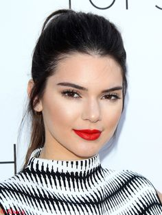 Le strobing de Kendall Jenner