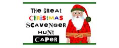 This printable scavenger hunt is hilarious and so much fun. Clue's are hidden and it is up to players to find them and discover which elf kidnapped Santa. Much like a real life version of the game Clue, but even better because their are hilarious curse cards players must act out if they find them. Tons of fun for a unique Holiday Christmas party game.