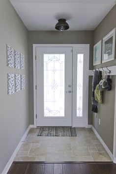 Entry way wall hooks/coat rack