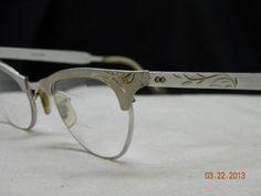 Vintage Cat Eye Glasses, womens glasses