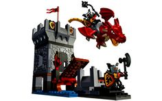 LEGO® DUPLO® Dragon Tower - 4776