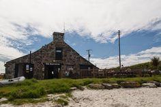 The Boathouse restaurant , Gigha