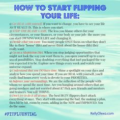 How to Start Flippin