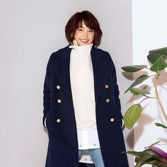 講談社 withオフィシャルサイト   新垣結衣さんが着こなす、うっかりモテちゃう休日服が可愛すぎる♡