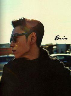 k-pop girl: Scans: From TOP: Pictorial Records Photo Book Top Bigbang, Daesung, Bigbang Members, Rapper, Top Choi Seung Hyun, Bigbang G Dragon, Into The Fire, Korean Boy Bands, How Big Is Baby