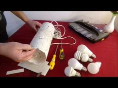 Lámpara Artesanal de tubo de PVC , artesania y reciclaje paso a paso - YouTube Home Repairs, Pvc Pipe, Science Fair, Diy And Crafts, Projects To Try, Make It Yourself, Youtube, Blog, How To Make