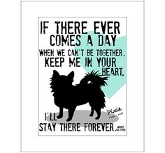 LOVE!!!  Dog Memorial Art, Cat Memorial Art, Horse Memorial Art Print