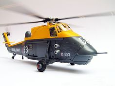 Corgi Aviation Westland Wessex Has.3, XM328, No.737 Squadron Royal Navy AA37605