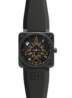 One of the Bell & Ross watches for Only Watch 2013.