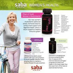 SABA's Women's Health Products