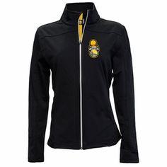 Golden State Warriors Levelwear Women s Finals Champs Full Zip Jacket -  Black 2015 Nba Champions 4eab5757e