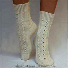 alesia vitman: knitting, photo and more...: Инструкция к носочкам Венеция