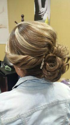 Hair do.